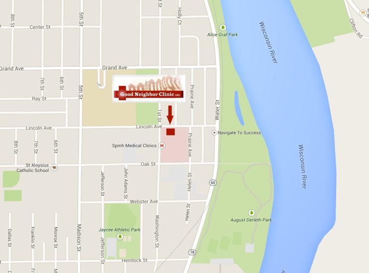 Good Neighbor Clinic New Location